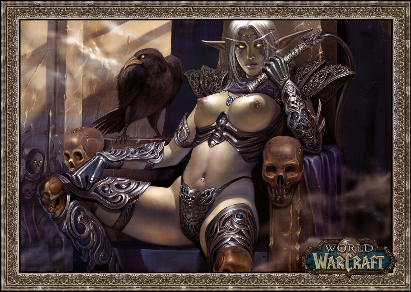 Wallpaper 48 warcraft erotic anthology 3d fantasy  nude clips