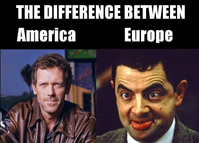 Dating Differences Between Us And Europe