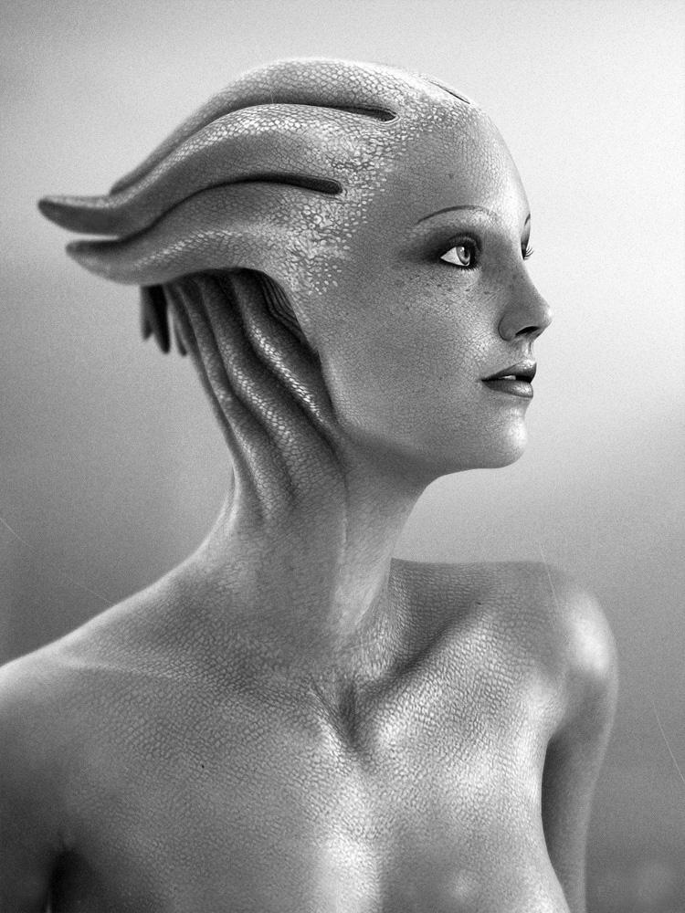 Mass Effect 3. Leviathan.