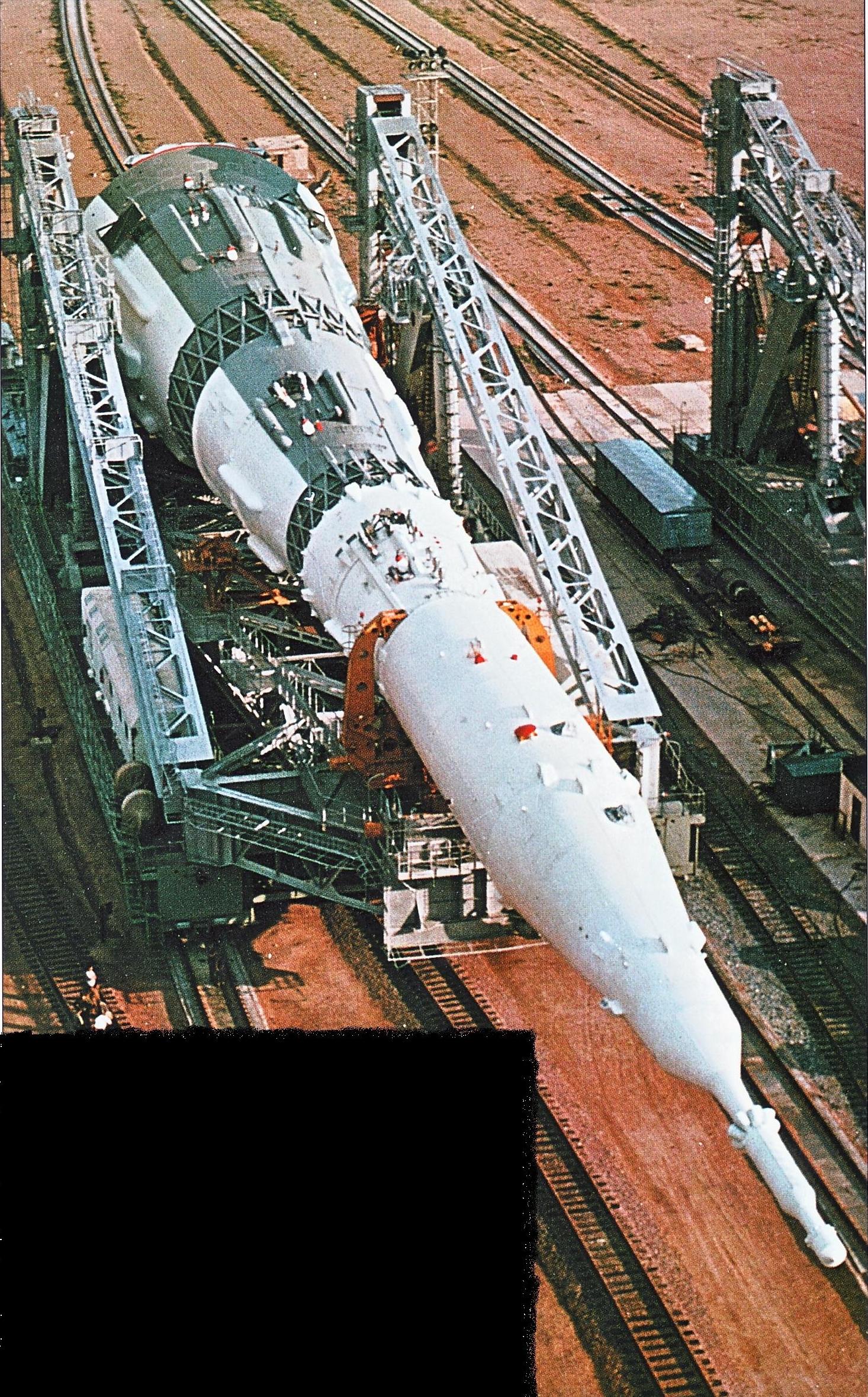 Soviet Rocket Program