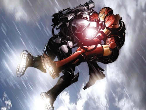 Iron man vs cyborg yahoo dating